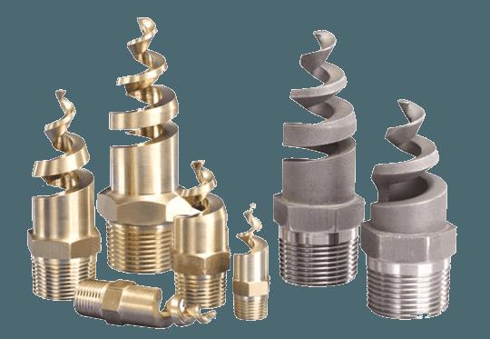 Buse de pulvérisation en spirale CYCO