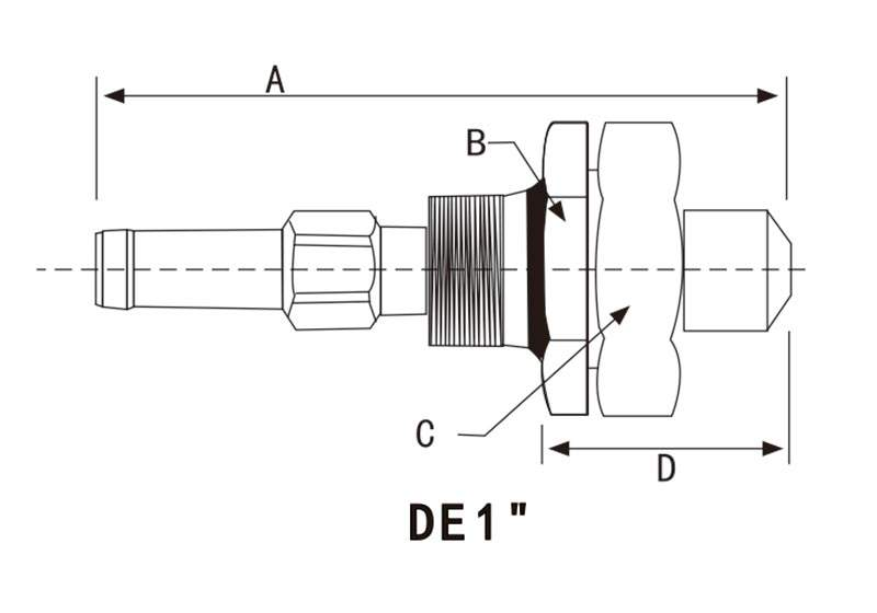 diagramme-de-de-large-flow-air-aotmizing-nozzle