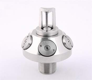 Closed Type 5 Head high pressure water mist nozzle