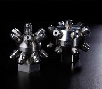 Stainless Steel tank cleaning nozzles