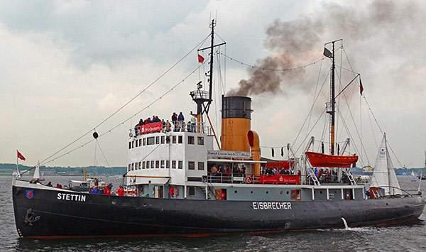 gaz de buse spirale frottant pour le navire