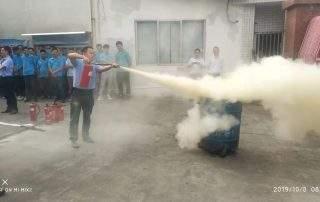 cyco changyuan fire drill