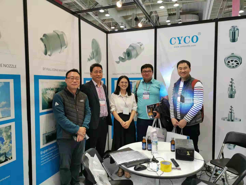 CYCO at the kormarine expo 2019