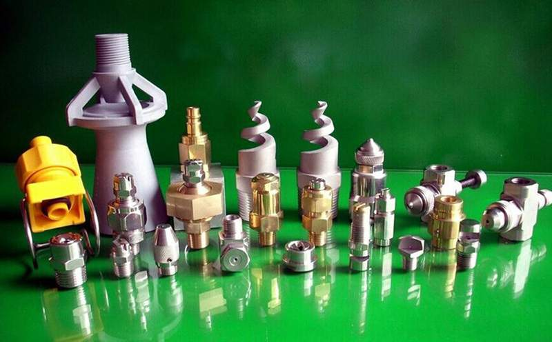 Types of Industry Spray Nozzle