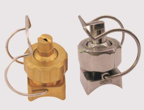 Global Clamp Spray Nozzle Adjustable