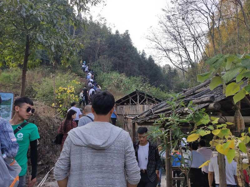 CYCO & Changyuan Spraying Two-day Tour at Lianzhou Scenic Zone 2