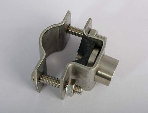 Metal Clamp Connector