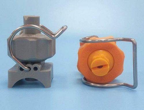 CYCO Adjustable Clamp Spray Nozzle