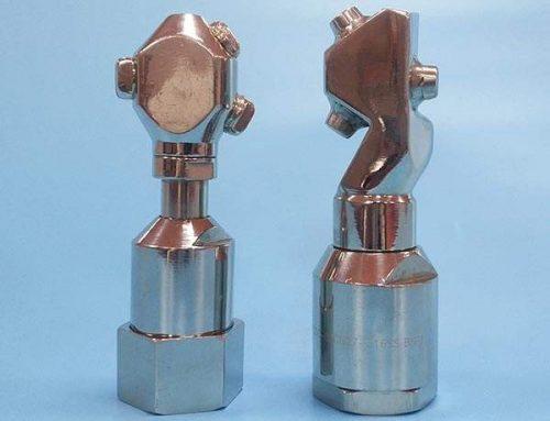 Buse compacte rotative de lavage de réservoir