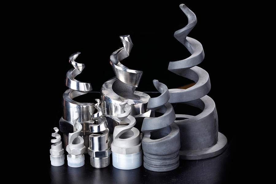 many-types-of-cyco-spiral-noozle-model
