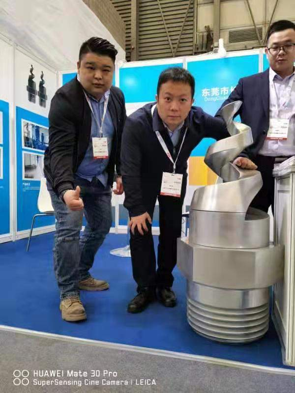 CYCO & Changyuan Spraying at Marintec China 2019 in Shanghai