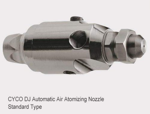 Buse automatique d'atomisation automatique d'air de type STANDARD de TYPE DJ