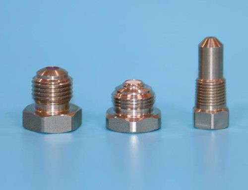 High Pressure Pagoda Needle Nozzle