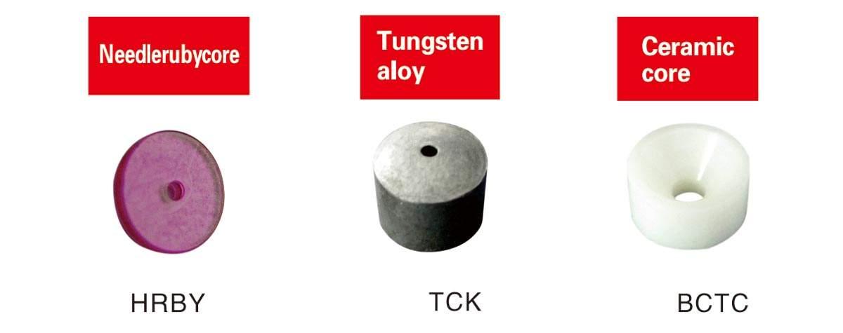 high-pressure-solid-stream-nozzle-core-material