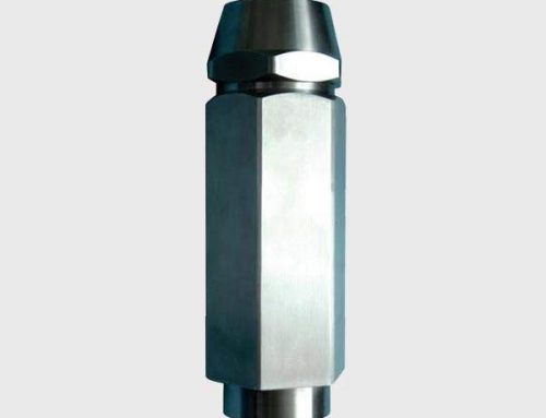 Mechanical Medium Atomizing Asphalt Nozzle