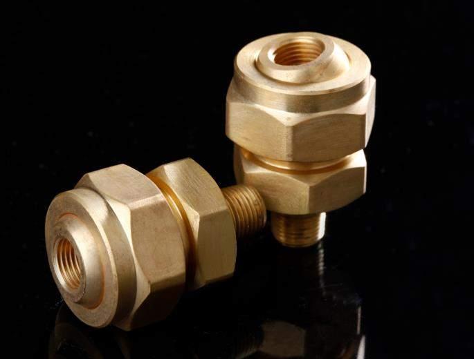 adjustable brass spray nozzle