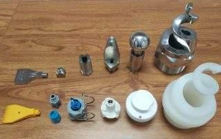 boquilla de metal y boquilla de plástico diferencias