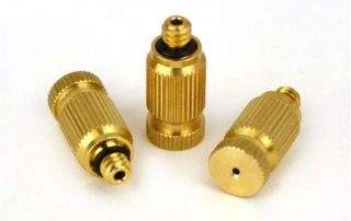 anti-dirp-fd-brass-misting-nozzle-for disinfection and sterilization
