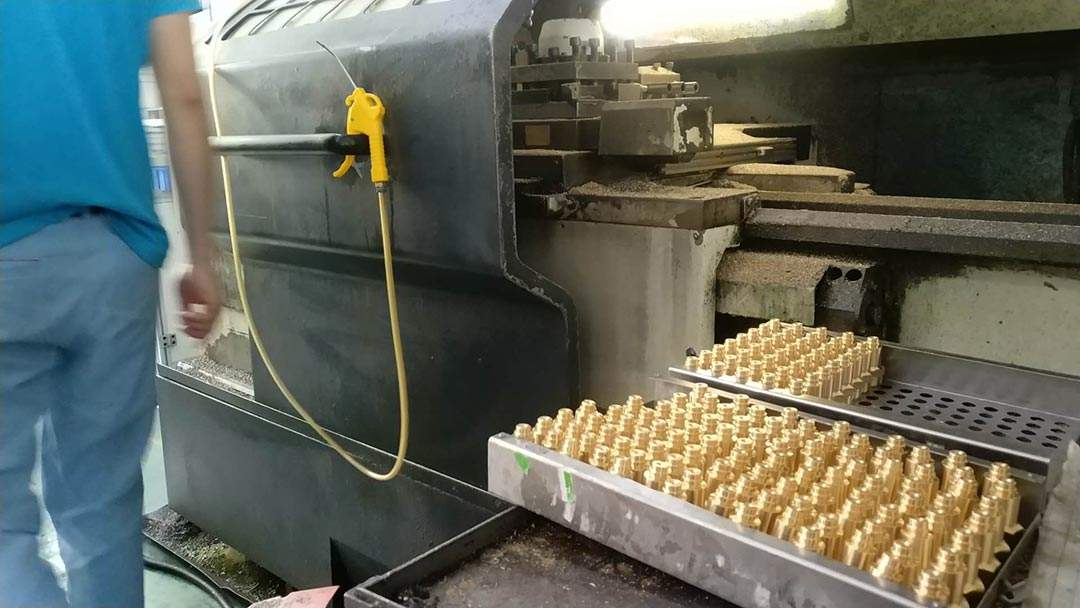 CYCO Spray Nozzle Production in the Process 1