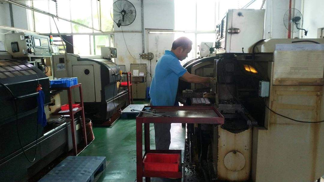 CYCO Spray Nozzle Production in the Process 2
