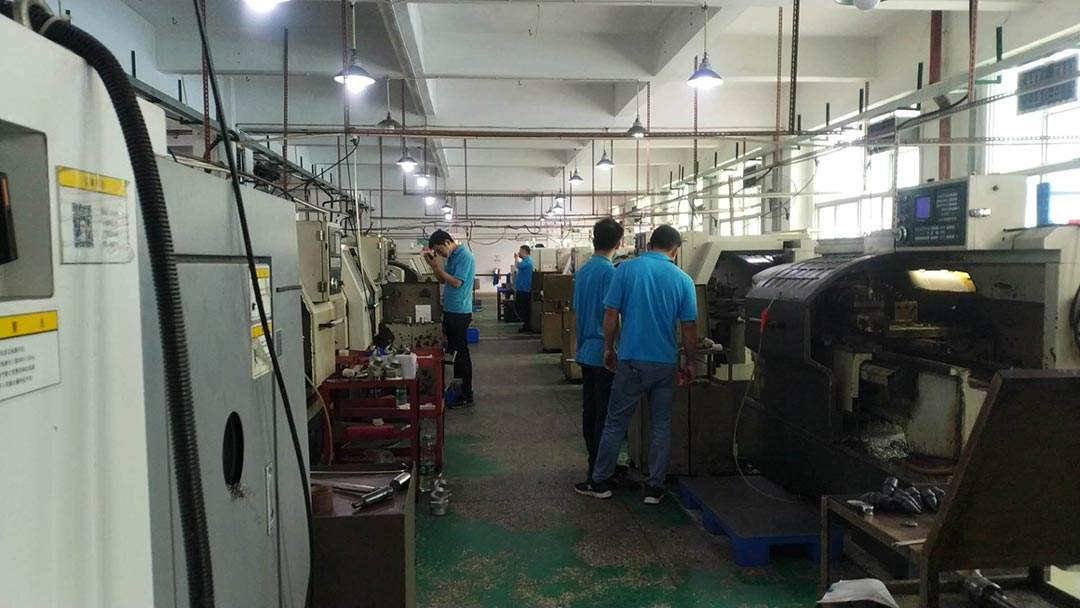 CYCO Spray Nozzle Production in the Process 5