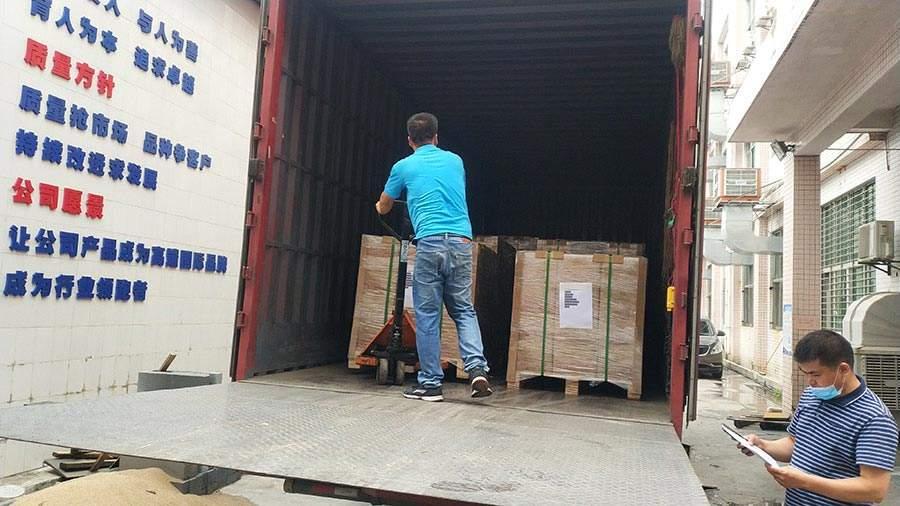 CYCO Spray Nozzle Shipment to Customer 6