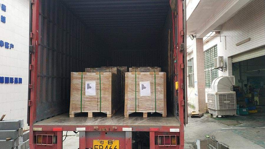 CYCO Spray Nozzle Shipment to Customer 7
