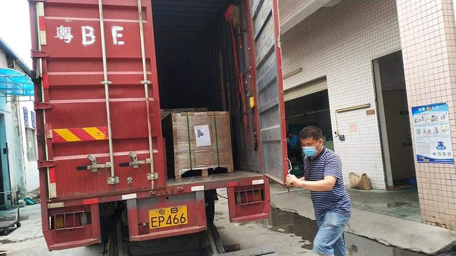 CYCO Spray Nozzle Shipment to Customer 8