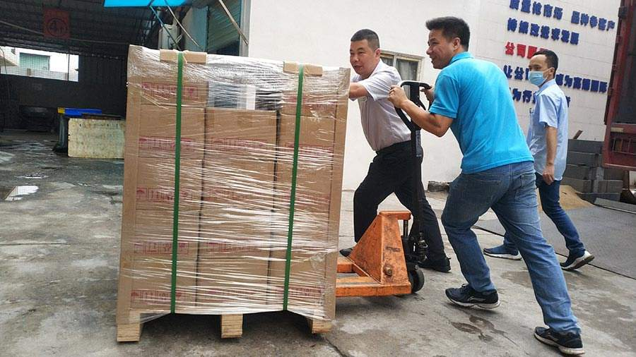 CYCO Spray Nozzle Shipment to Customer 1