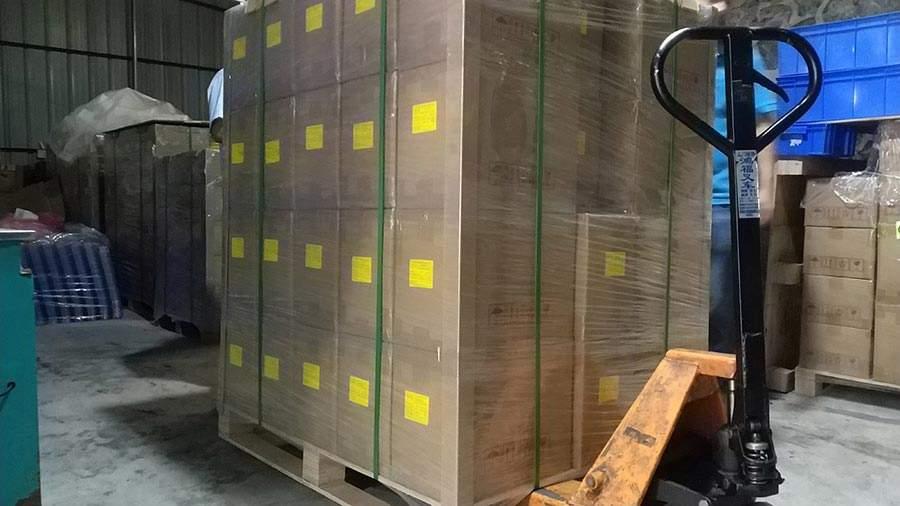 CYCO Spray Nozzle Shipment to Customer 2