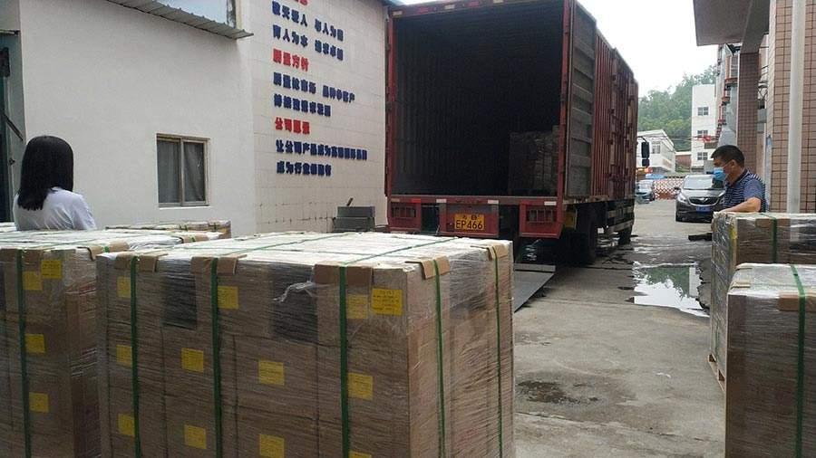 CYCO Spray Nozzle Shipment to Customer 3