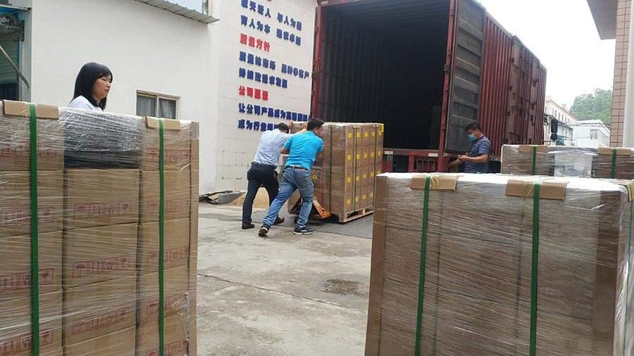 CYCO Spray Nozzle Shipment to Customer 4