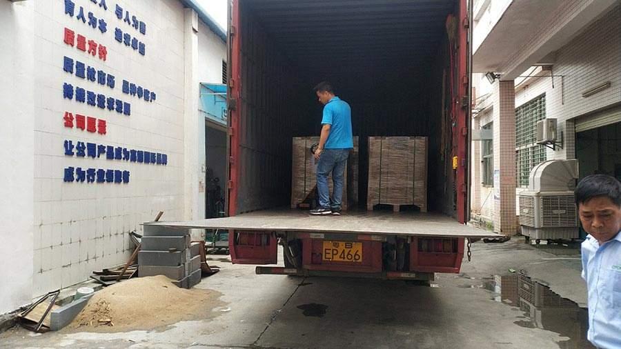 CYCO Spray Nozzle Shipment to Customer 5
