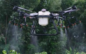 plant protection spraying