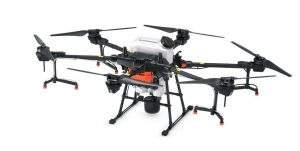 UAV plant protection spray nozzles
